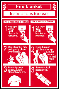 Fire Blanket Global Alarms
