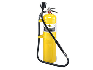 Fire Extinguisher Suppliers in Abu Dhabi | Global Alarms